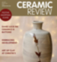 Ceramic Review 295 January February 2019