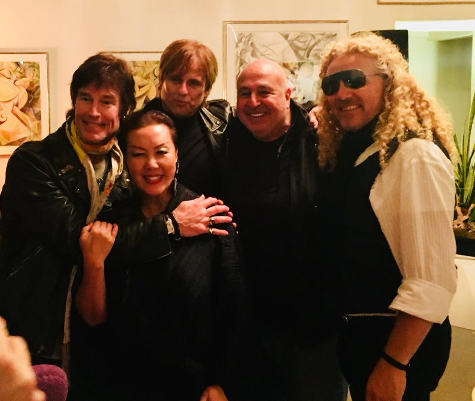 Ron Moss, Chris Pitman & Steve Cook