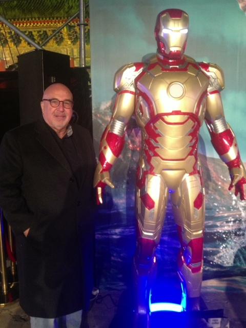 Iron Man Premiere China