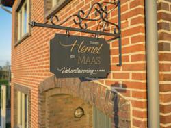 Tussen hemel en Maas