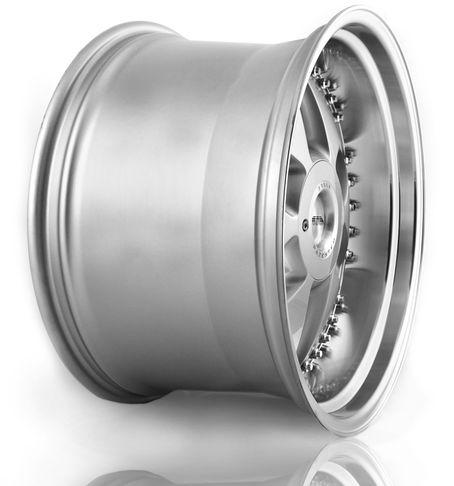 CJ1 - Silber - breites Stufenbett