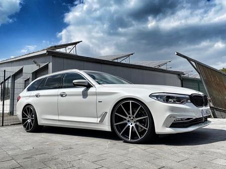 R10 22 Zoll auf dem BMW 5er G31 Touring