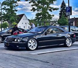 G&B CJ1 auf Mercedes CL W215