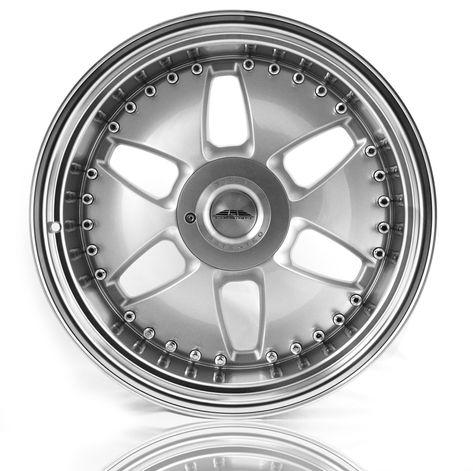 CJ1 - Silber - Frontansicht