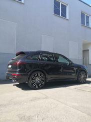 PDW_Sydney_10x22_5x130_Porsche_Cayenne