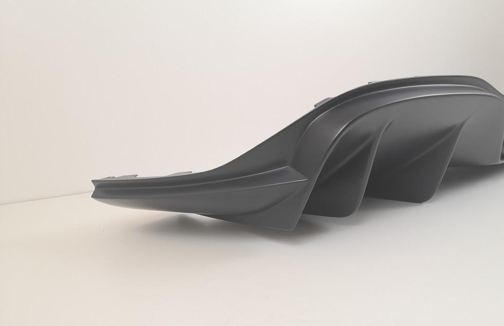 GnB Mercedes W177 AMG Addons Aerodynamic