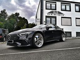 G&B CJ1 auf Mercedes GT 4-Türer X290