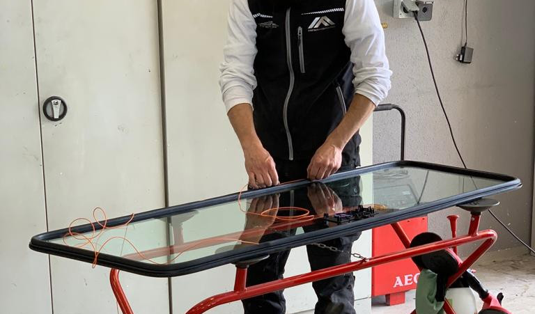 Windschutzscheibe Autoglas Austauschservice