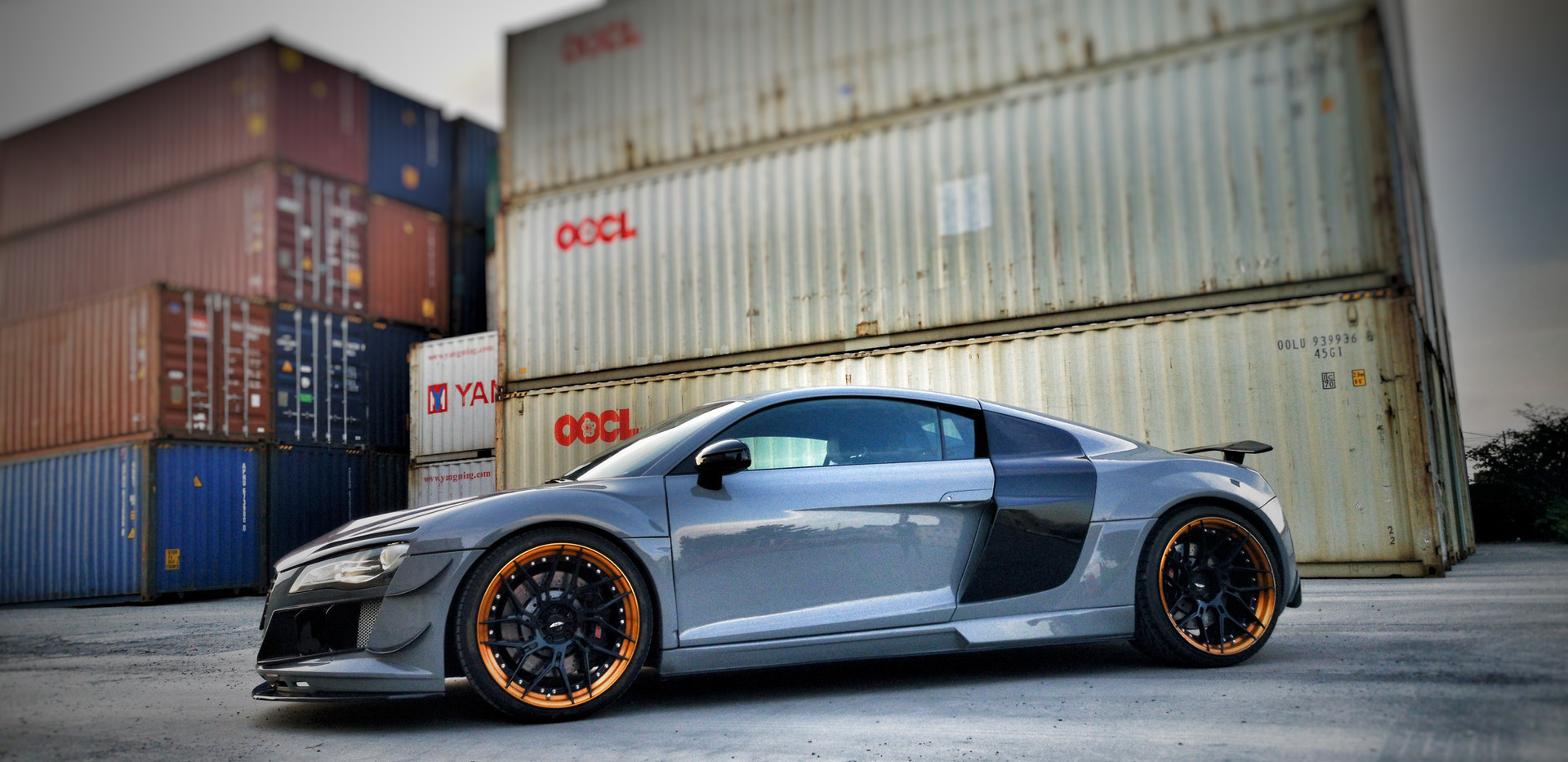 G&B R8 V42 Stage 1 Widebody