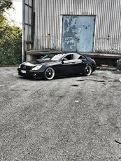G&B CJ1 auf Mercedes CLS W219