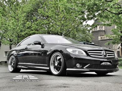 G&B CJ1 auf Mercedes CL W216