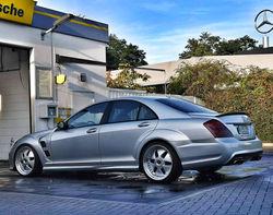 G&B CJ1 auf Mercedes S W221