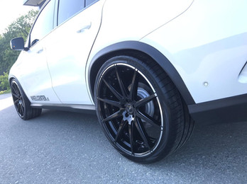 G&B R10 auf Mercedes GLE Coupe C292