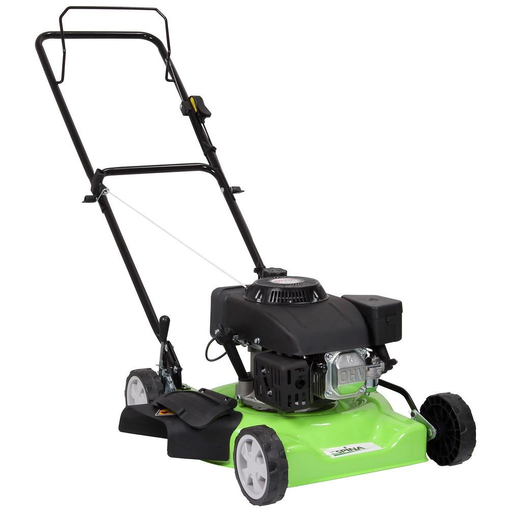 2-stroke mower