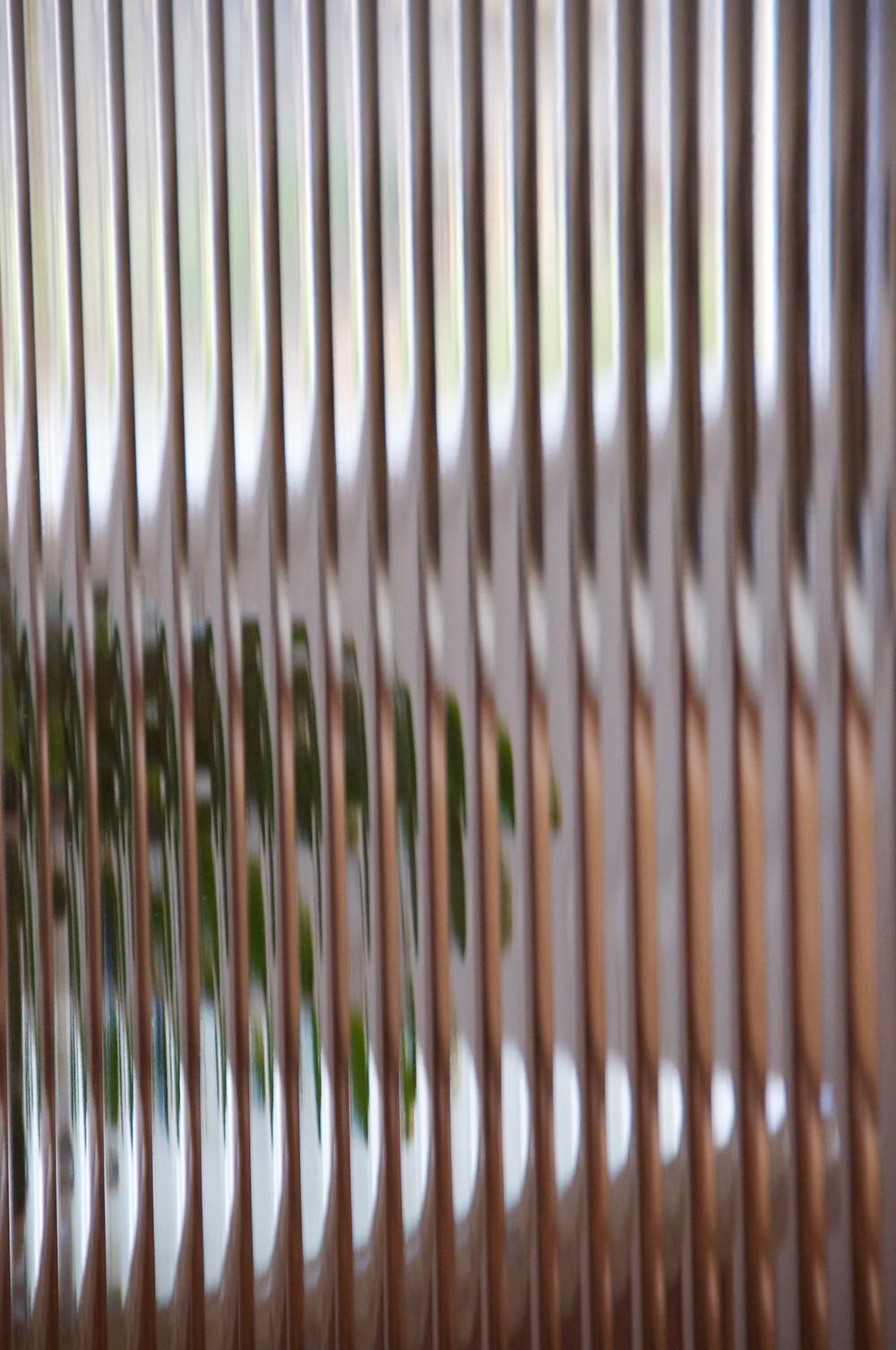 wavey glass
