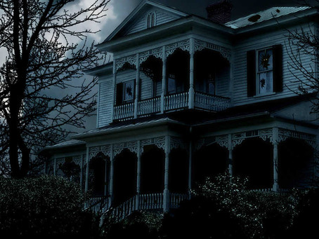 B.R.A.T.S. Haunted Places