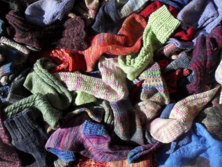 B.R.A.T.S. Cootie Socks