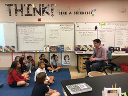 Tom Teaching