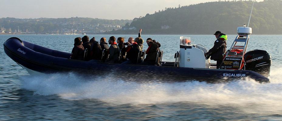 Ocean Escapes - Party boat hire charter Cork, private boat hire cork