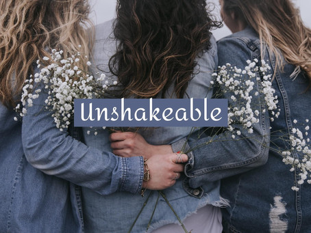 Why Shattered to Unshakeable?