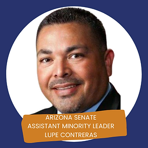 AZ Senate Asst. Minority LEADER ENDORSEM