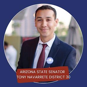 AZ Senator Navarrete LD 30.png