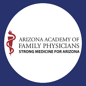 AZ Academy of Family Physicians Logo for