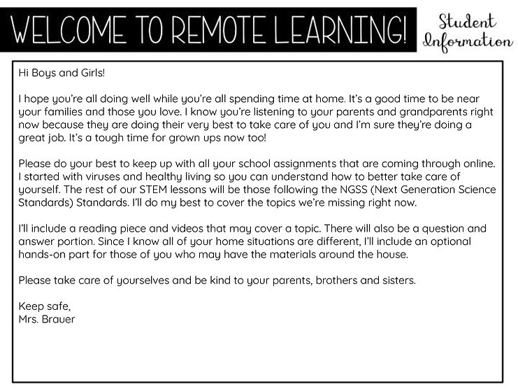 Brauer Remote Learning Letter.jpg