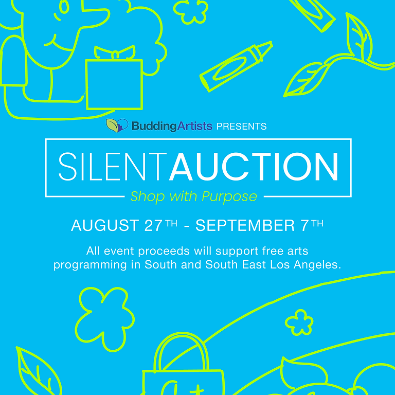 3rd Annual Silent Auction