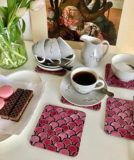 Coasters Ida-Lilja