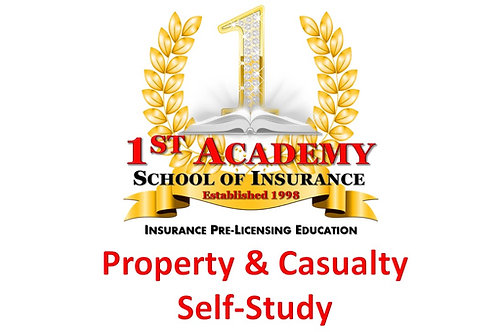 PROPERTY & CASUALTY SELF-STUDY