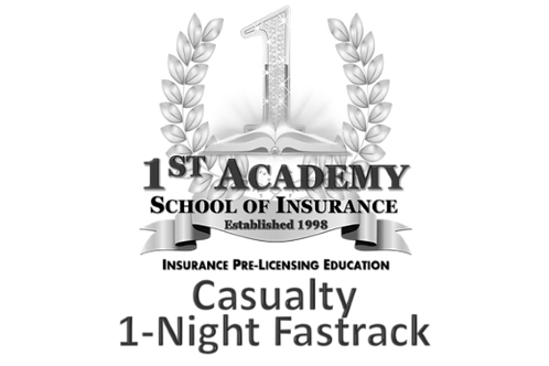 NOT AVAILABLE-CASUALTY 1-Night Fast Track