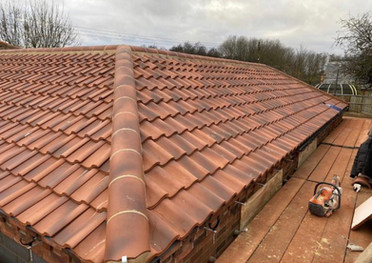 North Norfolk Roofing Project