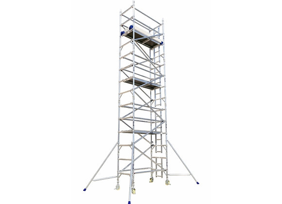 10.2M PLATFORM HEIGHT ALLOY TOWER (34') D/W Only