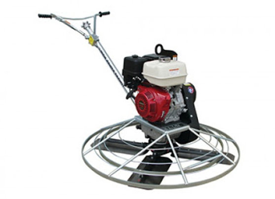 SCREEDER POWER FLOAT C/W PAN