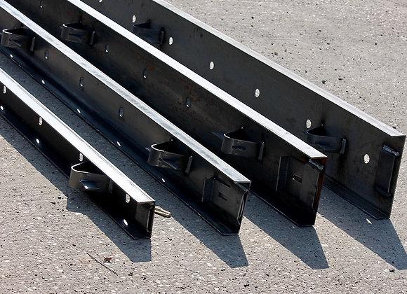 "ROAD FORMS - RIGID  & FLEXIBLE 4"" (100mm) x 3M"