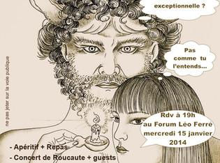 fête conforme au Forum Léo Ferré !