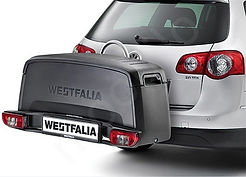 Westfalia cargo box