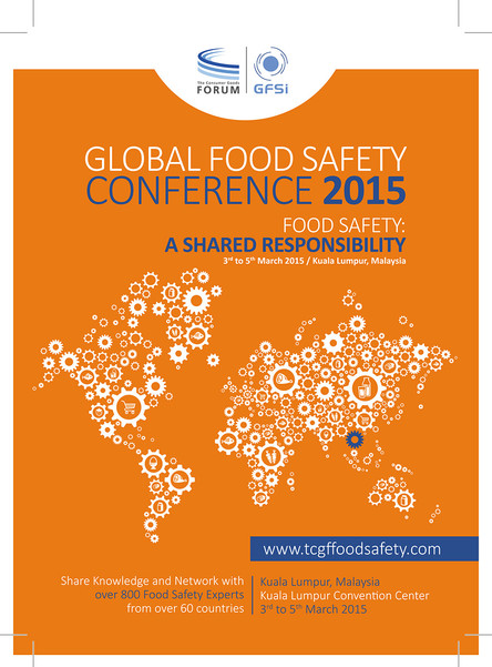 GFSI 2015 Global Food Safety Conference