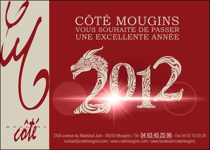 Côté Mougins 2012