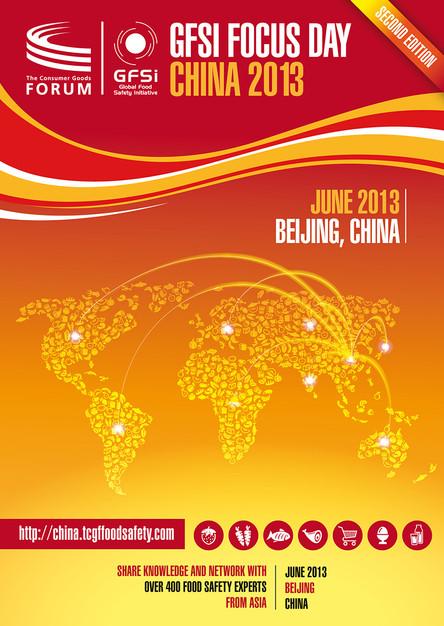 GFSI 2013 Focus Day China