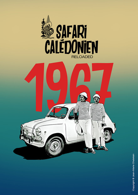 Safari Caledonien Reloaded 2020