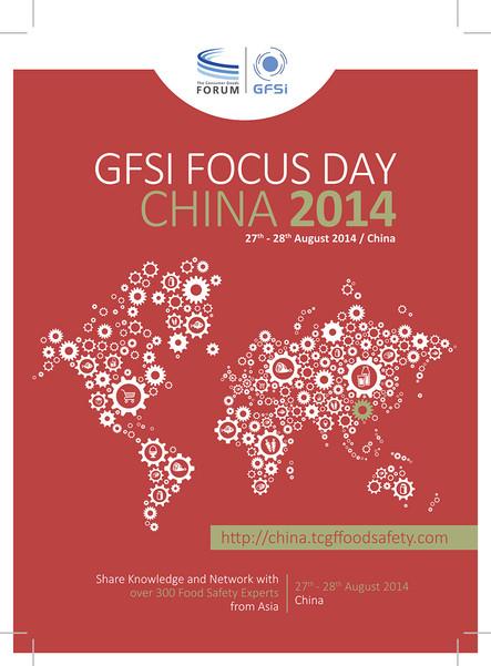 GFSI 2014 Focus Day China