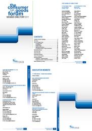 TCGF 2011 Members Directory