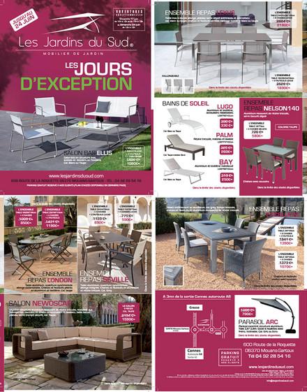 Jardins du Sud 2012 Jours d'exception