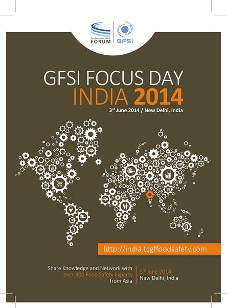 GFSI 2014 Focus Day India