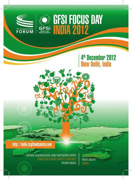 GFSI 2012 Focus Day India