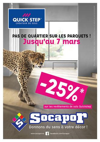 Socapor 2020 février