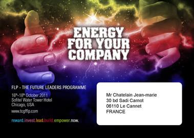 TCGF 2011 Future Leaders Programme
