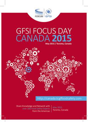 GFSI 2015 Focus Day Canada